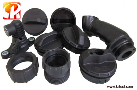 Injection Plastic Spare Parts for Car